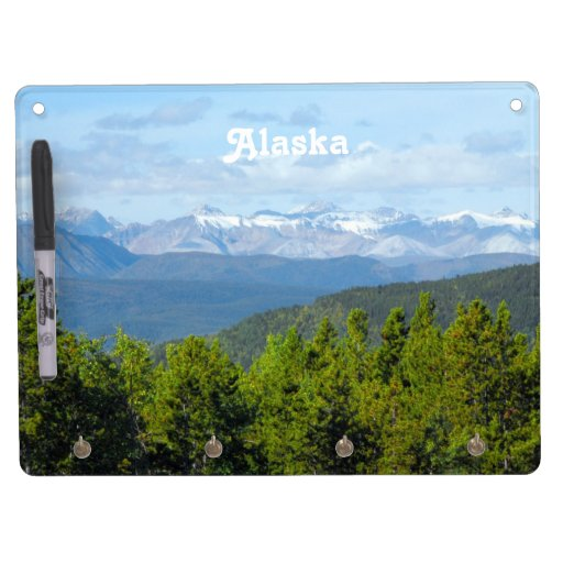 Campo de Alaska Pizarra