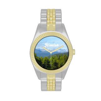 Campo de Alaska Relojes