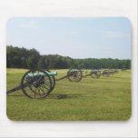 Campo de batalla de Manassas - guerra civil Alfombrilla De Ratones