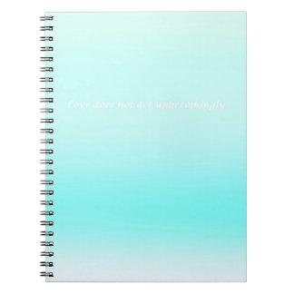 Campo de color reconstruido con AMOR de Roberto S. Notebook