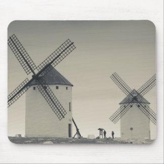 Campo de Criptana, antique La Mancha windmills 2 Mouse Pad