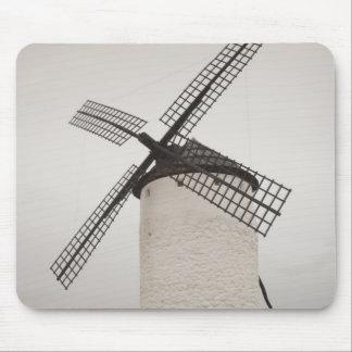 Campo de Criptana, antique La Mancha windmills 3 Mouse Pad