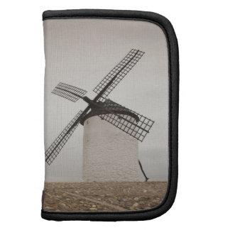 Campo de Criptana, antique La Mancha windmills 3 Planner