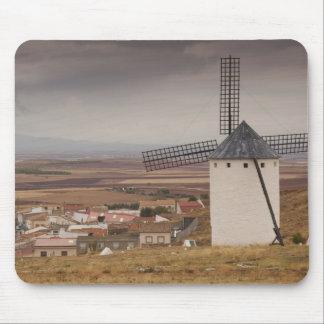 Campo de Criptana, antique La Mancha windmills 4 Mouse Pad