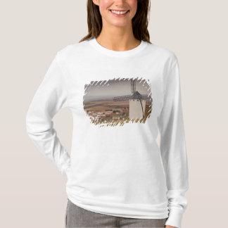 Campo de Criptana, antique La Mancha windmills 4 T-Shirt