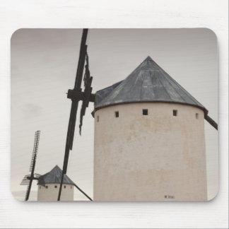 Campo de Criptana, antique La Mancha windmills 5 Mouse Pad
