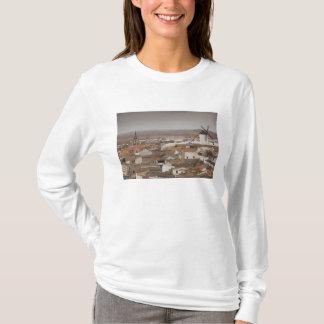 Campo de Criptana, antique La Mancha windmills 6 T-Shirt