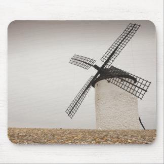 Campo de Criptana, antique La Mancha windmills Mouse Pad