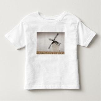 Campo de Criptana, antique La Mancha windmills T Shirts
