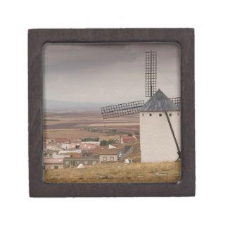 Campo de Criptana, molinoes de viento antiguos 4 d Cajas De Recuerdo De Calidad
