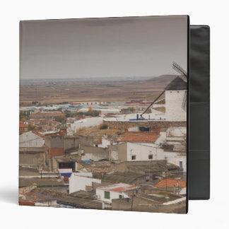 "Campo de Criptana, molinoes de viento antiguos 6 Carpeta 1 1/2"""