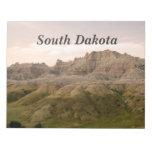 Campo de Dakota del Sur Libretas Para Notas