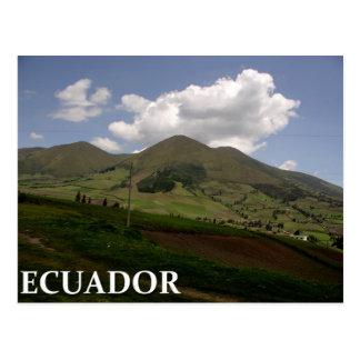 Campo de Ecuador Postales