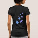 Campo de estrella camiseta