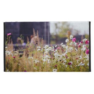 Campo de flor salvaje
