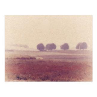 Campo de Francia por el mac de Shawna Postales