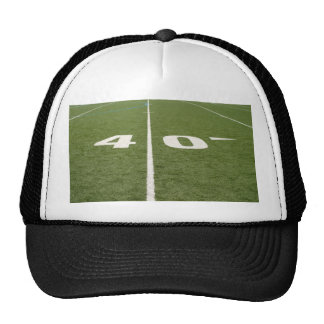 Campo de fútbol cuarenta gorras