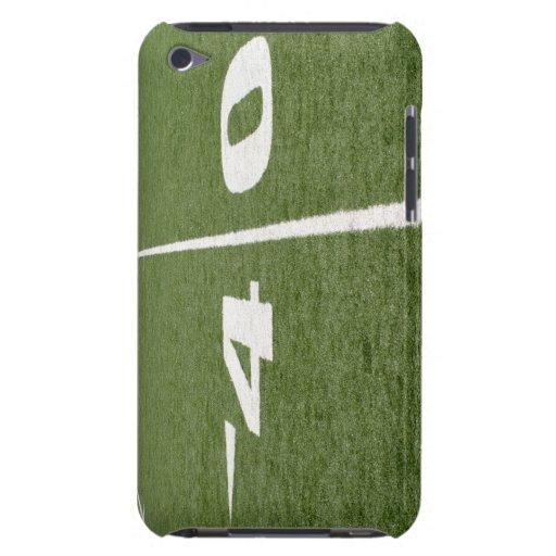 Campo de fútbol cuarenta iPod Case-Mate protector