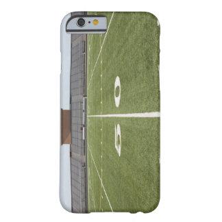 Campo de fútbol y estadio funda de iPhone 6 barely there