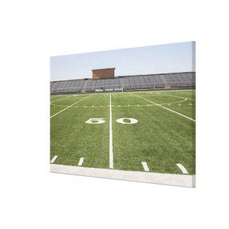 Campo de fútbol y estadio lona estirada galerias