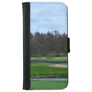 Campo de golf desafiador carcasa de iPhone 6