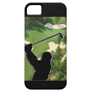 Campo de golf iPhone 5 Case-Mate protector