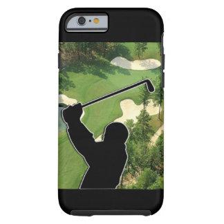Campo de golf funda para iPhone 6 tough