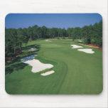 Campo de golf Mousepad Alfombrilla De Ratón