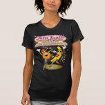 Campo de la danza de Tutti Frutti Camiseta