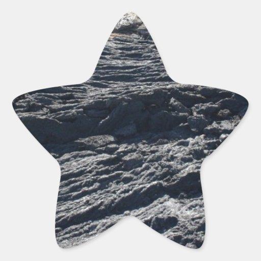 Campo de lava colcomanias forma de estrellas