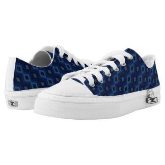 Campo de los diamantes azules - zapatos superiores zapatillas