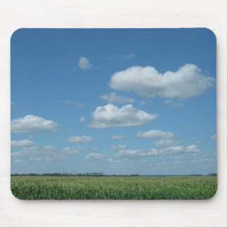 Campo de maíz de Dakota del Norte Tapete De Ratones