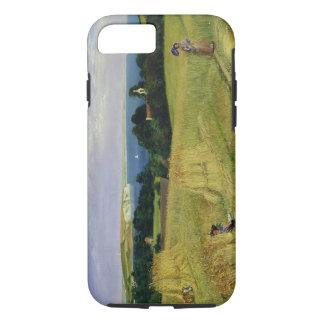 Campo de maíz en la isla del Wight Funda iPhone 7
