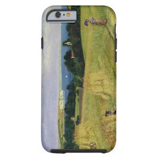 Campo de maíz en la isla del Wight Funda Resistente iPhone 6