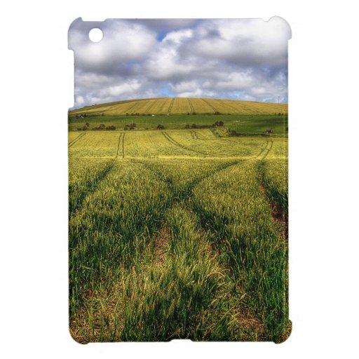 Campo de maíz iPad mini funda