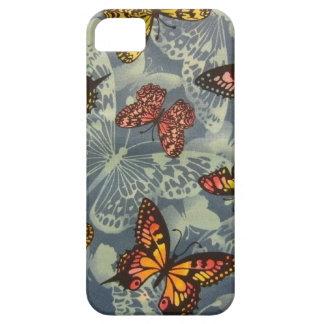 Campo de mariposas iPhone 5 carcasas