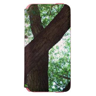 Campo de Nebraska Funda Cartera Para iPhone 6 Watson