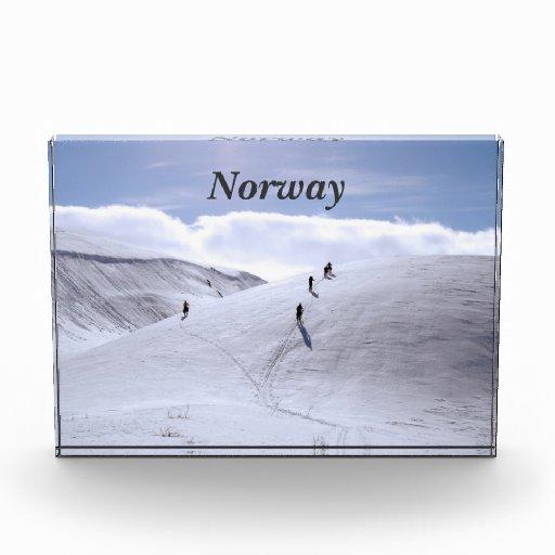Campo de Noruega