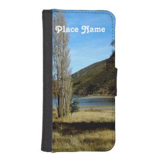 Campo de Nueva Zelanda Funda Tipo Cartera Para iPhone 5
