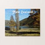 Campo de Nueva Zelanda Rompecabeza Con Fotos