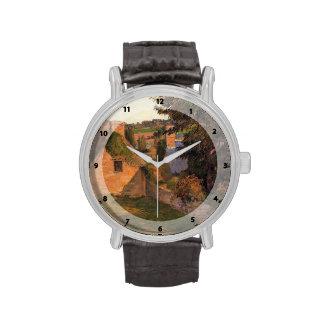 Campo de Paul Gauguin- Lollichon Reloj