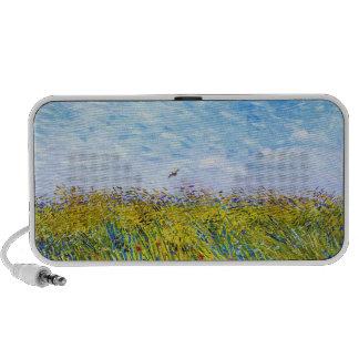 Campo de trigo con una alondra de Vincent van Gogh Sistema Altavoz