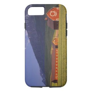 Campo de trigo en el valle de Wallowa, apenas Funda iPhone 7