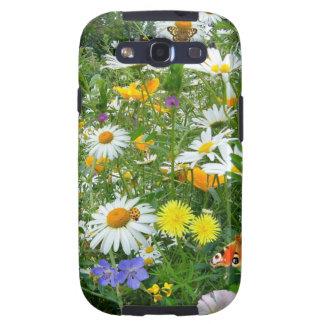Campo de Wildflowers Samsung Galaxy S3 Coberturas