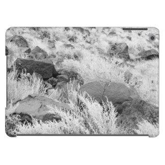 Campo del basalto funda para iPad air