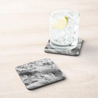 Campo del basalto posavasos de bebidas