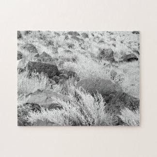 Campo del basalto puzzle