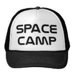 Campo del espacio gorra