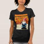 Campo del gnomo camisetas