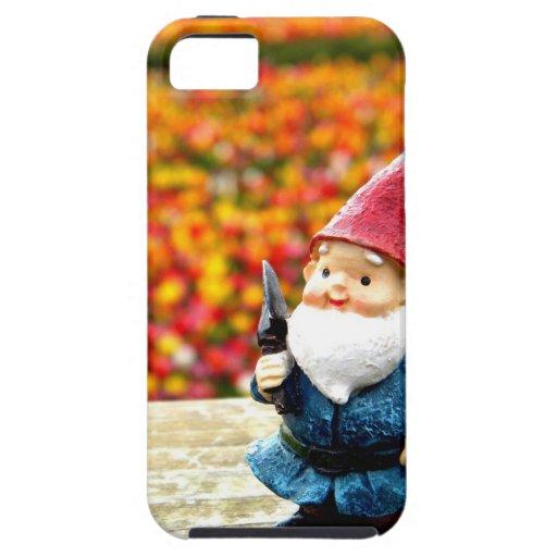 Campo del gnomo iPhone 5 Case-Mate protectores